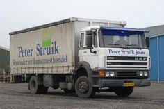 DAF 1700 Turbo - Peter Struik Veevoeder en Kunstmesthandel Jaure - Holland.