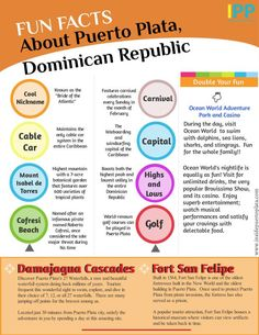 Fun Facts About Puerto Plata, Dominican Republic – Inside Puerto Plata