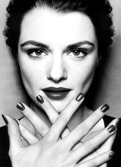 Actress Rachel Hannah Weisz. Born 7 March 1970, London