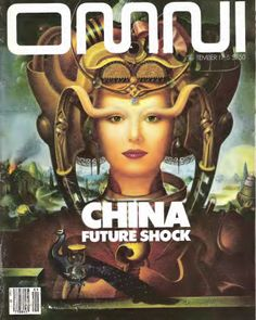 vintage everyday: Amazing Vintage Sci-Fi Magazine Covers