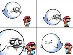 how mario should have been...
