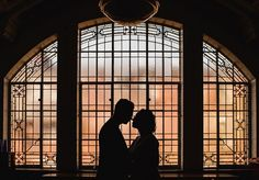 After saying their I do's at Islington Town Hall I couldn't resist stopping for a portrait in front of this beautiful window. . .  Tom and Syd.
