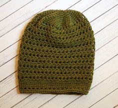 Turtle Green City Slouch Cap  Adult Size  by NapTimeCreationsMO, $18.00