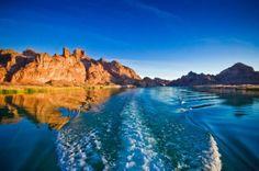 Lake Havasu, Arizona. :)