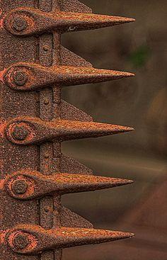 Arresting Form and fabulous rust patina Rusted Metal, Metal Art, Wabi Sabi, Art Texture, Rust Never Sleeps, Rust In Peace, Image Nature, Peeling Paint, Old Farm