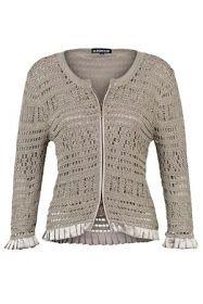 The yarn of the Semenovsky factory, cotton, on a bobbin, the yardage is about 350 m. Crochet Jacket Pattern, Lady, Sweaters, Cotton, Jackets, Ladies Tops, Macrame, Fashion, Groomsmen
