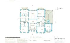 100 6 The Drive, Coombe, Kingston-upon-Thames, Surrey, first floor plan, - www.kingston.gov.uk 15/14146/FUL