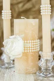 17 Best Ideas for Wedding Ideas DIY Vintage Candles - Trends Garden Decorations Wedding Ceremony Ideas, Diy Wedding, Rustic Wedding, Wedding Vintage, Garden Wedding, Wedding Favors, Wedding Unity Candles, Pillar Candles, Diy Vintage Candles