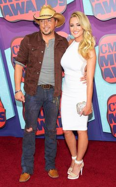 Jason Aldean and Brittany Kerr Are Engaged! NO WAY!!!!