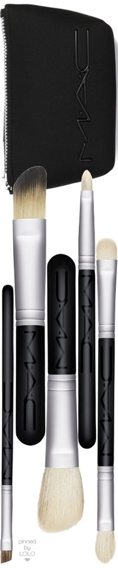 Beauty Exclusives M·A·C 'Look in a Box Advanced' Brush Kit ❤︎