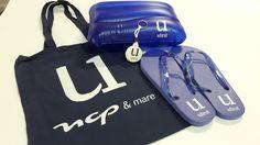 Promuovi la tua azienda con gli accessori da mare. www.gedshop.it