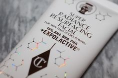 Charlotte Tilbury Super Radiance Resurfacing Facial Review