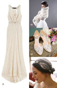 Roaring Twenties Wedding Inspiration