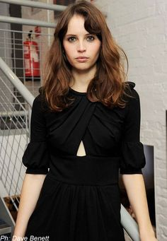 Felicity Jones must be the most beautiful human on earth