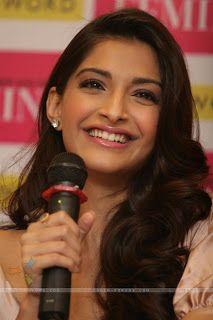 Ultimate Bollywood Divas: Sonam Kapoor @ Femina Launch