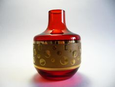Hot Sauce Bottles, Czech Glass, Food, Home Decor, Decoration Home, Room Decor, Essen, Meals, Home Interior Design
