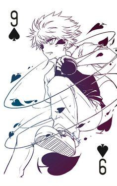 Killua Club 9 on pixlr by 之之 (Do not reprint or sell) Killua, Hisoka, Zoldyck, Hunter X Hunter, Hunter Anime, Manga Anime, Anime Art, Hxh Characters, Stray Dogs Anime