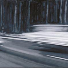 Gerhard Richter #art #painting #grey