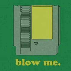 Old NES joke