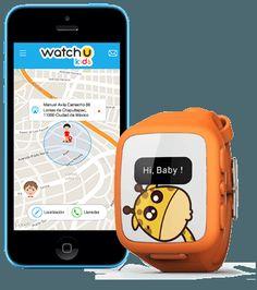 Nuevo Watch-U Kids, el primer reloj celular con localizador para niños - https://webadictos.com/2016/02/25/watch-u-kids-primer-reloj-celular-localizador-para-ninos/?utm_source=PN&utm_medium=Pinterest&utm_campaign=PN%2Bposts
