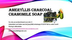 "ameryllis nature charcoal chamomile soap reduce your blackhead,acne,oily,scar skin now customer testimonial proven and they just love it muakkkssssssss ‪#‎organic‬ skincare now price so affordable for faster response Order 1: 0123757185 (wechat/line/whatsapp/viber/chatON/Instagram ""joey2383"")】 【Order 2: https://www.facebook.com/messages/joeyshoppingmalls】  【‪#‎handmadesoap‬ ‪#‎skincare‬ ‪#‎acne‬‪#‎blackhead‬ ‪#‎oily‬ 】 【LIKE & Follow https://www.facebook.com/joeyshoppingmallsl】…"