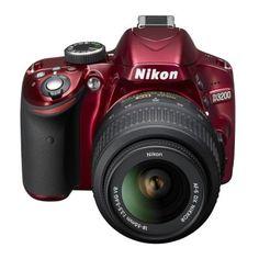 Nikon D3200 24MP SLR camera.  I need this in my life...I say birthday present!