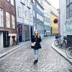 Here we are, in Copenhagen! Missed this city so much. ⛪