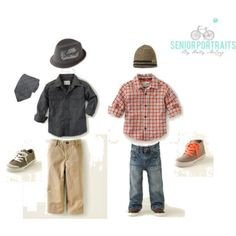 Little Boys/Brothers/Cousins outfits.