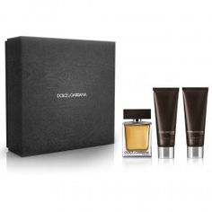 Dolce & Gabbana The One For Men Gift Set 2014.