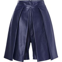Custom stitched Women Leather Culottes trouser pants Genuine Lamb / Sheep Skin #Unbranded #Leather