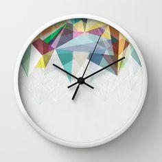 Colorflash 2 Wall Clock