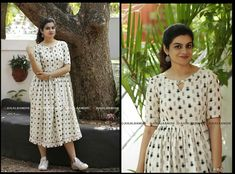 Casual Frocks, Casual Dresses, Fashion Dresses, Cotton Frocks, Cotton Dresses, Kurta Designs Women, Blouse Designs, Frock Models, Frocks And Gowns