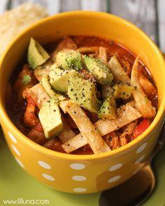 Delicious and Hearty Fajita Chicken Chili