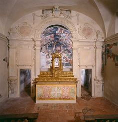 Chiesa del Castello della Manta, Manta, Cuneo