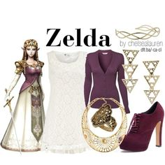 Zelda. I guess this is what I'll do if I completely give up.