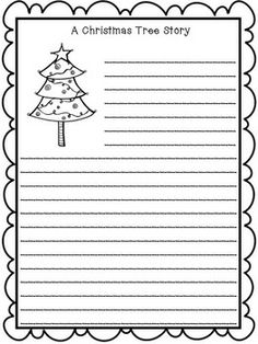 15 Winter Writing Prompts - includes 11 winter prompts, 3 Christmas prompts, and 1 Hanukkah prompt. Great for morning work, a writing center, or early finishers.