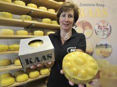 Zeeuwse knop  kaas