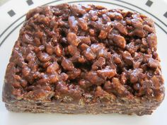 Crunchy Nutella Chocolate Bar