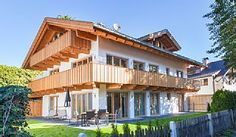 Newly built apartment on the ground floor with stunning harbor views of the Zugspitze.Vacation Rental in Garmisch-Partenkirchen from @HomeAway! #vacation #rental #travel #homeaway