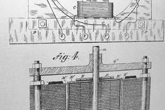 Inked & Screened Metal Patent Prints - Massdrop