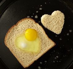 Egg in the hole #BabyCenterBlog