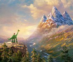 『アーロと少年』(C)2015 Disney/Pixar. All Rights Reserved.