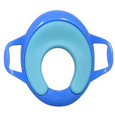 Sunbaby Launches first time in India Ultra soft cushion potty seat with handle.
