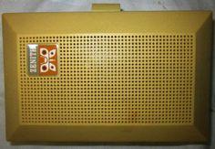 Vintage! Zenith Hand Radio