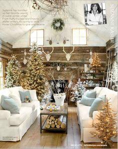 #logcabin #christmas