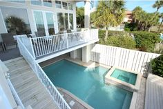Hot Tin Roof - N.Forest Beach - Hilton Head Island, SC - Vacation Home Rental