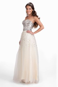 Maturitní šaty Charlotte