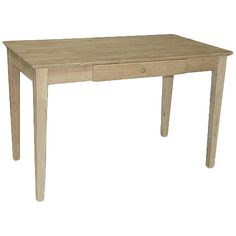 Found it at Wayfair - Writing Desk with Drawer http://www.wayfair.com/daily-sales/p/Customizable-Unfinished-Furniture-Writing-Desk-with-Drawer~WI1483~E18180.html?refid=SBP
