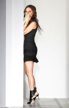 """Victoria Beckham, adicta  a los zapatos de tacón. """"Sin tacones no puedo pensar"""""""