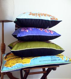 cushions  I love the one at the bottem